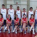 Selecciones Chilenas de básquetbol viajaron de gira a USA