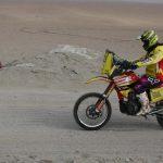 Daniel Gouet gana la tercera etapa del Desafío Ruta 40