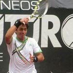 Cinco tenistas nacionales debutan este martes en el Challenger Cachantún Cup