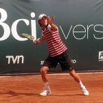 El Futuro Chile 10 se queda sin tenistas chilenos en singles