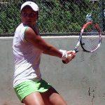 Cuatro tenistas chilenas en cuartos de final del ITF de Santiago