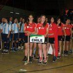 """Las """"Marcianitas"""" debutan con una goleada en el Mundial de Hockey Patín Femenino"""