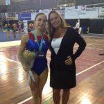 La gimnasia chilena logra medallas en finales por aparatos del Sudamericano