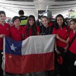 Selección Nacional Infantil de Salto Ornamental logró medallas en Brasil