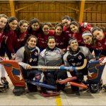 """Las """"Marcianitas"""" avanzan a cuartos de final del Mundial de Hockey Patín Femenino"""