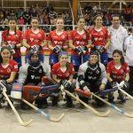 """Las """"Marcianitas"""" pierden en cuartos de final del Mundial de Hockey Patín Femenino"""