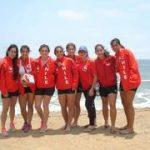 Selecciones de rugby debutan en Juegos Bolivarianos de Playa