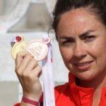 Tenistas de playa llegaron cargadas de medallas desde los Juegos Bolivarianos