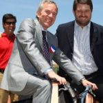 Subsecretario de Deportes inauguró nuevo skatepark en el Parque de Peñalolén