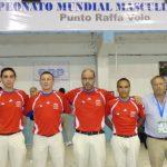 Chile logró el quinto puesto en el Mundial de Bochas Estilo Raffa