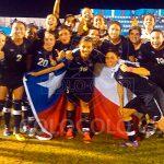 Colo Colo se queda con la Copa Libertadores Femenina 2012
