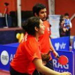 San Bernardo y Santiago se coronan campeones nacionales de tenis de mesa por equipos