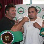 Campeón estadounidense defenderá sus dos cinturones en el Club México