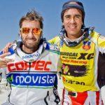 Francisco López cerró su fichaje con Tamarugal para el Dakar 2013