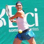 Andrea Koch se instaló en la segunda ronda del ITF de Caracas
