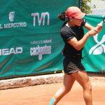 Macarena Olivares da la sorpresa en primera jornada de la Copa Providencia BCI
