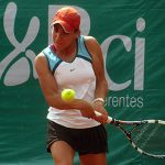 Macarena Olivares es la única chilena en competencia en Copa Providencia BCI