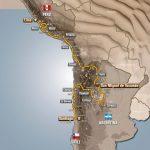 Conoce el recorrido del Dakar 2013