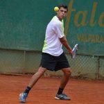 Joao Riquelme logra su primer punto ATP en primera jornada del Futuro Chile 13