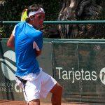 Cuatro tenistas chilenos pasan a los cuartos de final del Futuro Chile 13