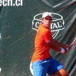 Diez tenistas chilenos pasan a octavos de final en el Futuro Chile 13