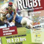 El rugby seven a side se toma Curicó este sábado