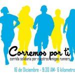 Corremos por Ti, la corrida solidaria del mundo runner chileno