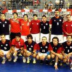Selección de Handball viajó a España para participar en el Mundial