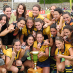 Country Club se corona tricampeón del Hockey Césped Femenino