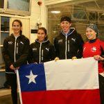 Patinadores chilenos comienzan su adaptación al hielo en Holanda
