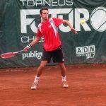 Juan Carlos Sáez avanzó a las semifinales del Challenger de Lima