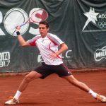 Resultados dispares tuvieron tenistas chilenos este martes en el circuito ATP