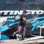 Guillermo Satt, Nicolás Vargas y Adela Recordón son los campeones de la temporada 2012 de surf