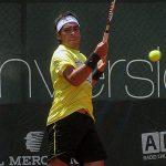 Guillermo Rivera avanza a semifinales de singles y es campeón de dobles en Futuro 4 Bulgaria