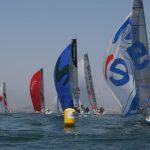 """Velero """"Pisco Sour"""" lidera el Mundial Soto 40 tras primeras dos regatas"""