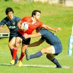 Chile 7 se alista para semifinales en Seven Viña 2013