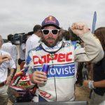 """""""Chaleco"""" López e Ignacio Casale finalizan en puestos de podio el Dakar 2013"""
