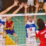 Universidad Católica y Boston College clasifican a las finales de la Copa Providencia de Volleyball