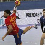 Selección Chilena de Handball fue derrotada claramente por la Selección Española