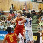 Español de Talca saca ventaja en las semifinales de la Liga Nacional de Básquetbol