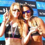Los primos Grimalt y la dupla Pazdirek/Rivas ganan la primera fecha de la Liga Nacional de Volleyball Playa