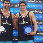 Los primos Grimalt y la dupla Pazdirek/Rivas se coronaron campeones en Dichato
