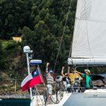 """""""Odisea +"""" obtuvo el primer lugar de la primera etapa en Regata Higuerillas - Robinson Crusoe"""