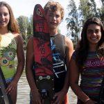 Equipo chileno de esquí naútico viajó al Mundial Juvenil de Australia