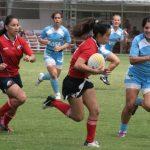 Chile 7 Varones y Damas logran victorias en el Rio Sevens 2013