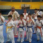Antofagastinos arrasaron en torneo internacional de karate de Lima