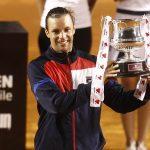El argentino Horacio Zeballos es el nuevo campeón del ATP de Viña del Mar
