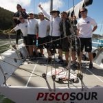 """Yate chileno """"Pisco Sour"""" se corona campeón del Mundial Soto 40"""