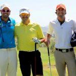 Benjamín Alvarado es nombrado embajador de Club de Golf de Rapel