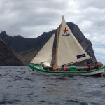 Yate Victoria gana regata isleña de Regata Higuerillas - Robinson Crusoe
